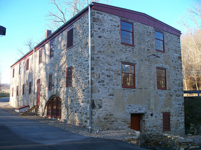 Charlestown Woolen Mill