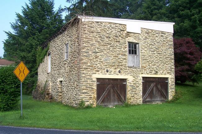Old Glenrose Grist Mill / Vandive Grist Mill