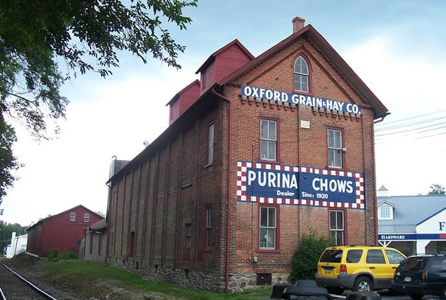 Oxford Grain & Hay Co.