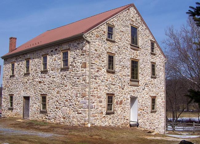 Wagoner-Hershey Grist Mill