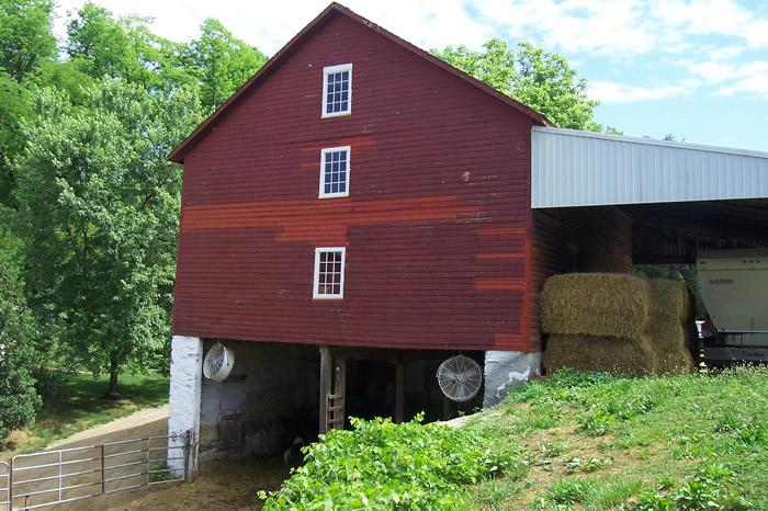 Glennville Grist Mill