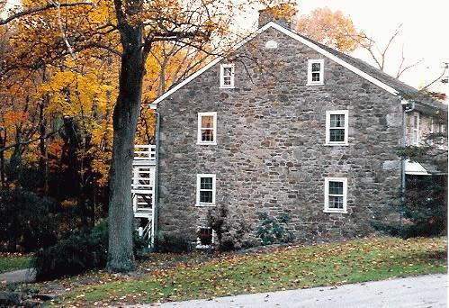Paul's Mill / Hunt-Hoffecker Grist Mill