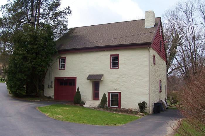 Lee Vines Mill / Old Mill Farm