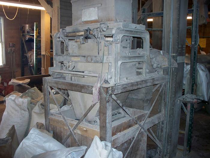 Benton Roller Mill
