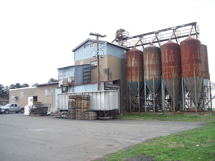 Garrison Feed Mill