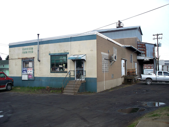 Garrison Feed Mill