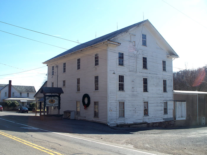 Johnson Mill / Seidel Mill / Ent Mill