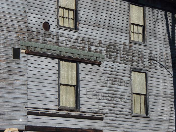 Green Creek Roller Mills / Orangeville Mill / Bowman Mill