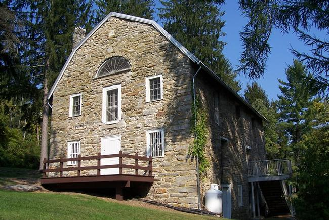 Pine Grove Furnace Mill