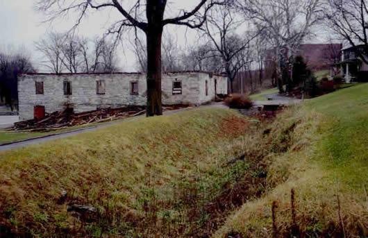 Site:  Briggs Mill / Bryson  Mill / Lambs Gap Mill