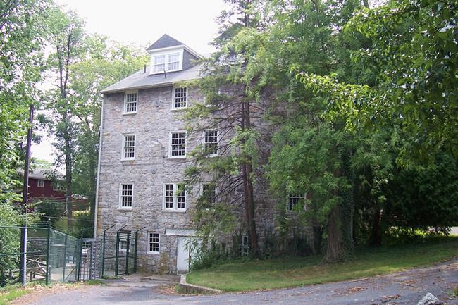 Henderson Mill / Carlisle Barracks Mill