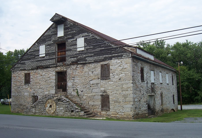 Houston's Mill / Willow Mill