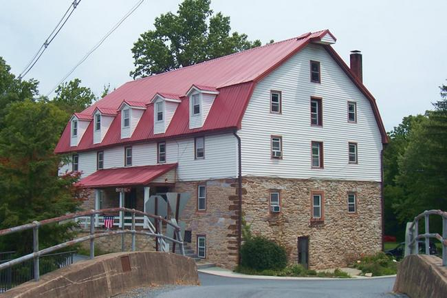 Boiling Springs Grist Mill