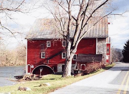 Heishman's Mill / Greider Mill / Diller's Mill