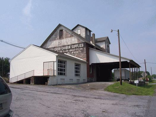 Currys & Sons Feed Mill