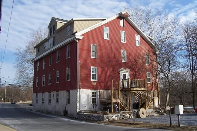 Frey's Grist Mill