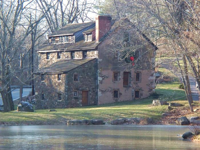 Locksley Grist Mill