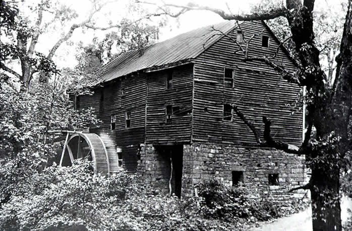Washington's Grist Mill