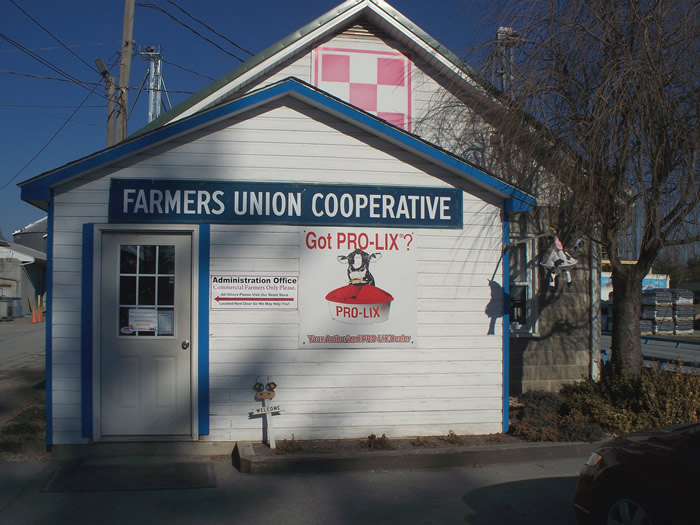 Farmer's Union Co-operative