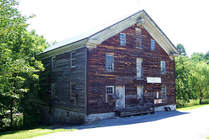 Anderson's Mill / Irwinton Mill