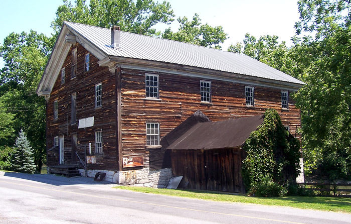 Anderson's Mill / Irwinton Mill