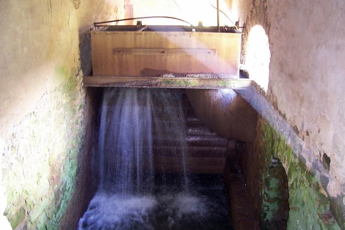 Nicodemus Mill / Wharf Mill