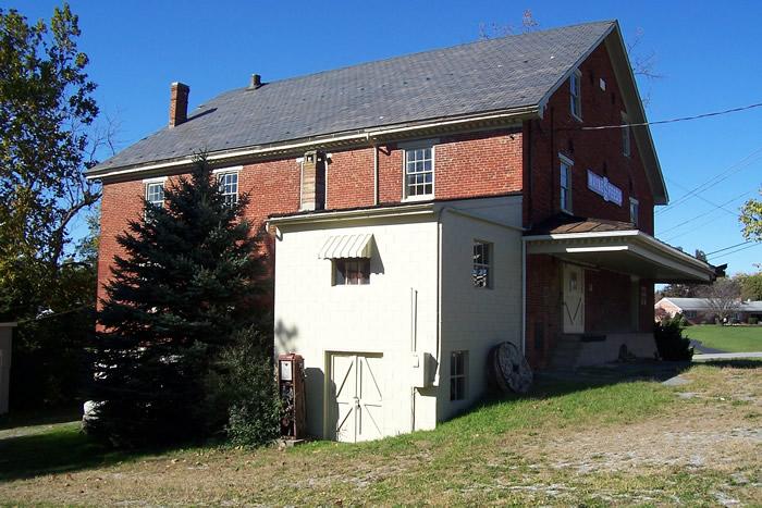 Springdale Mill / Shockey Mills / Shank's Mill