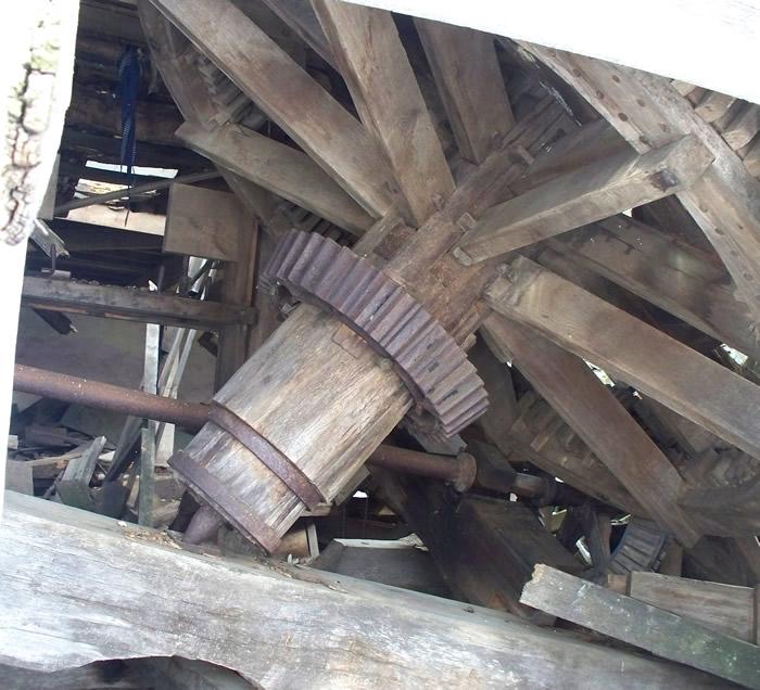 Humbert Mill / Maun Mill / McConnellsburg Roller Mills-ruins