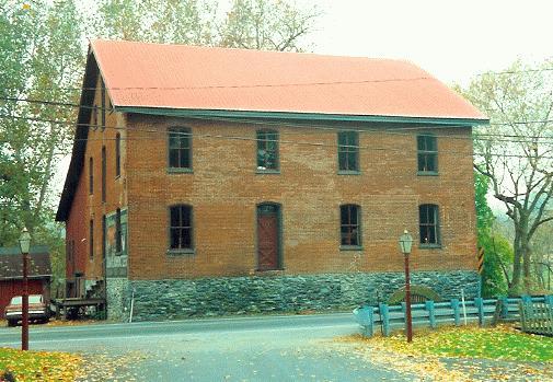 Millport Mill / Fertility Roller Mill