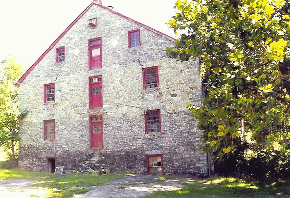 Oreville Grist Mill / Landis Mill