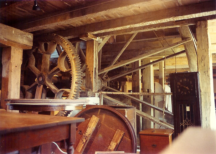 Compass Mill
