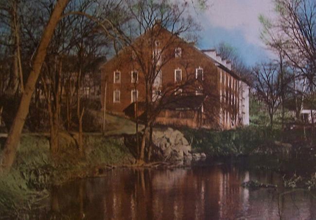 Site:  Keystone Roller Mill / Siegrist Mill