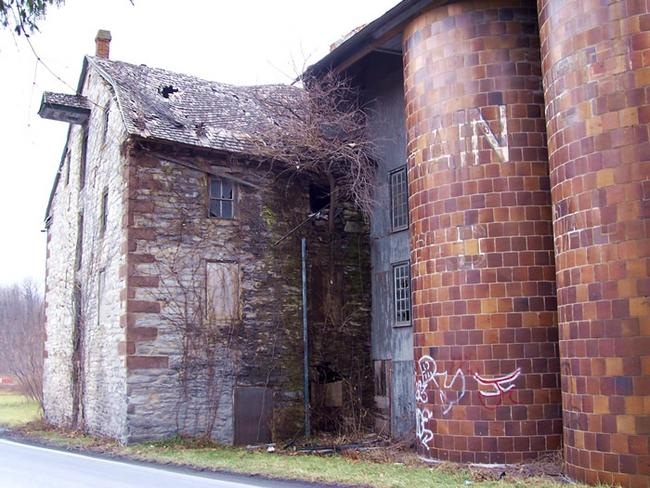 Site:  Clear Spring Mill