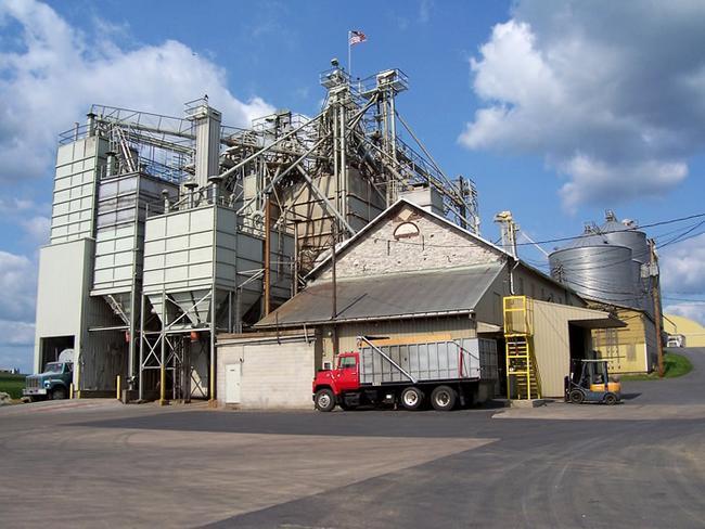 Mark Hershey Farms Mill