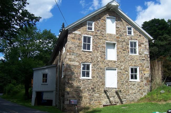 Oswald Grist Mill