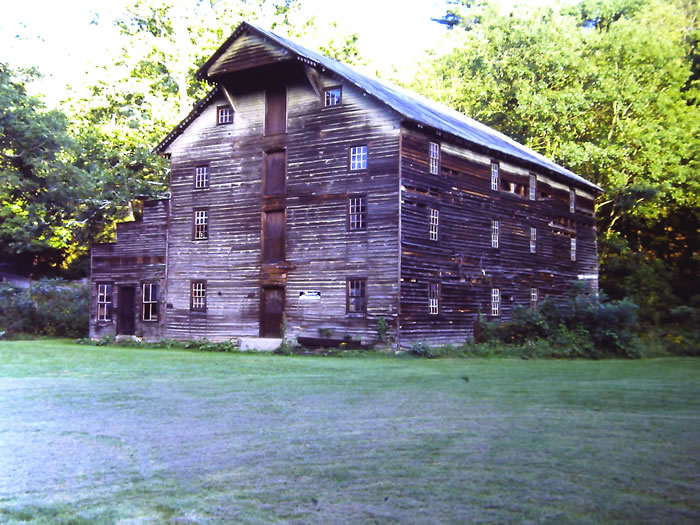 Wallis Bros. Mill