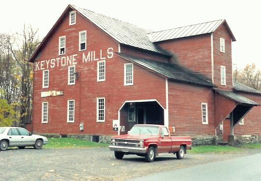 Keystone/Fought & Son's Mill