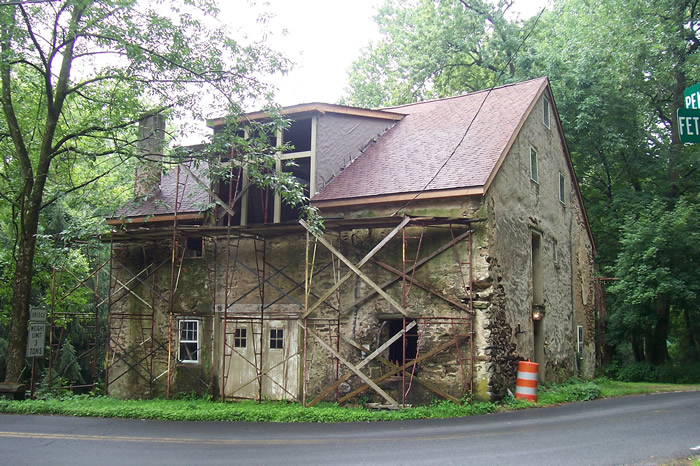 Addis/Fetter Grist Mill