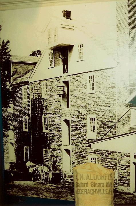 Site:   Clemen's Mill / Alderfer's Mill / Groff's Mill