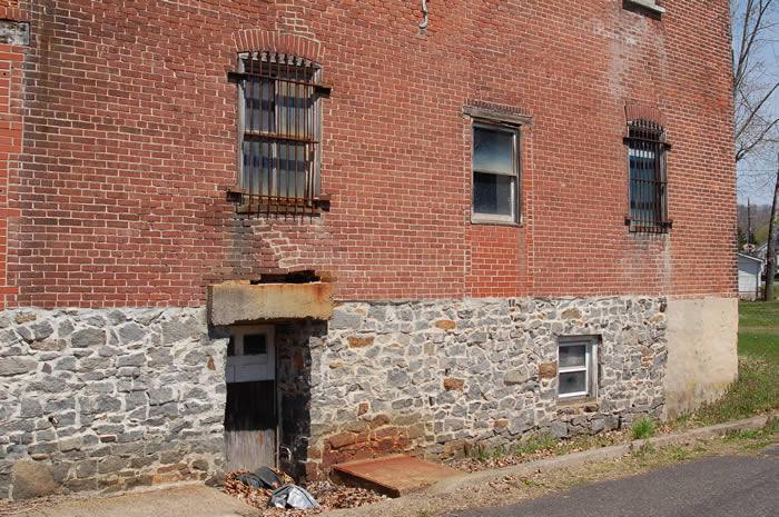 John Nyce / Jacob Graeff's Mill