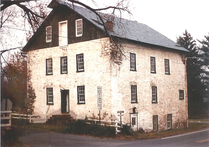 Layfield Mill