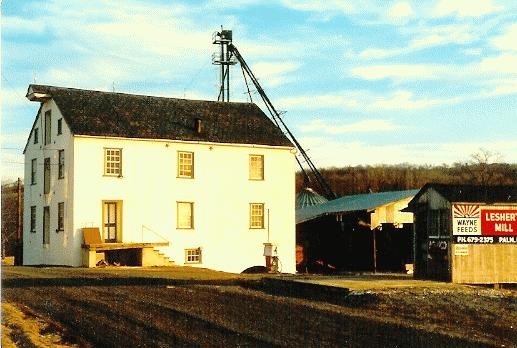 Lesher's Mill