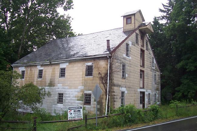 Flicksville Grist Mill