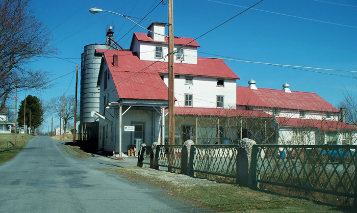 Zachman's Flour Mill