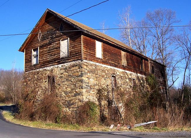 Westover Mill / Gibson Mill