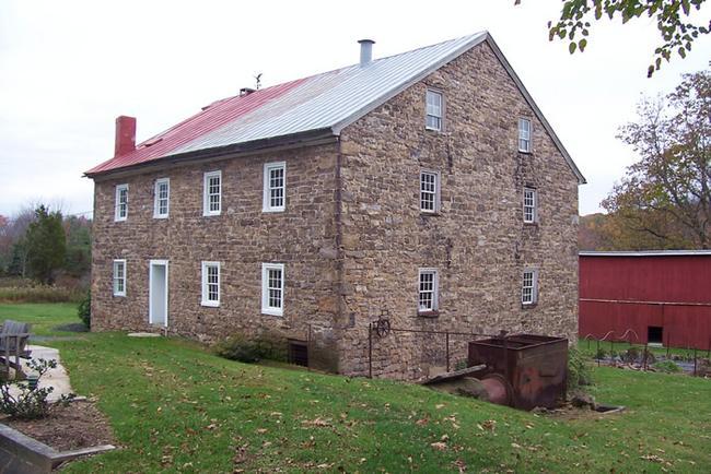 Auburn Roller Mill / Fisher's Mill / Malone Mill