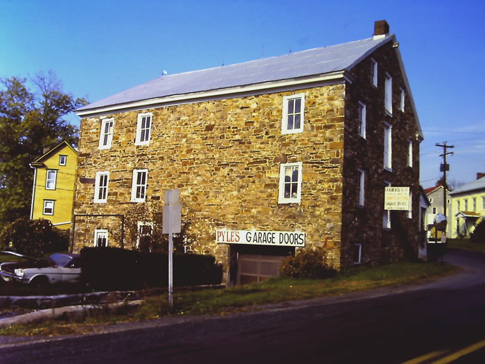 Frederick Stees' Mill / Mount Pleasant Mills / Schnees' Mill