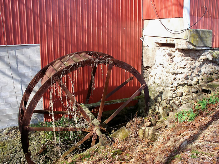 Benfer Mill / Hassinger's Mill / Snook's Mill