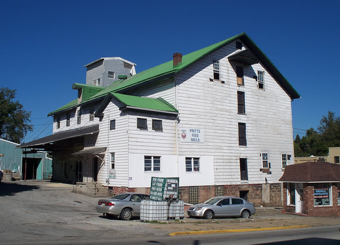 Shupe Mill / Pritts Feed Mill