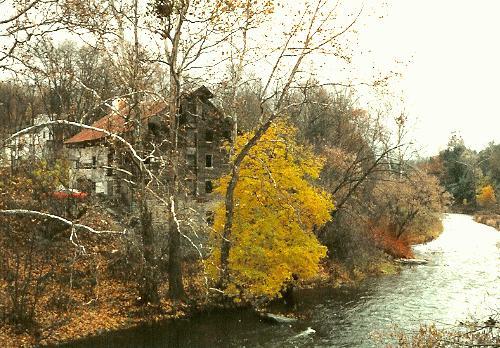 Messhoppen Mill / Old White's Mill